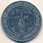 Germany, Medal, 1925