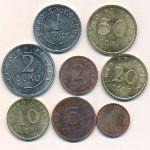 Европа, Набор монет