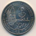 Британская Антарктика, 2 фунта (2012 г.)