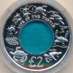 Океанские Территории, 2 фунта (2009 г.)