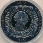 Виргинские острова, 10 долларов (2007 г.)