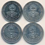 Канада, Набор сувенирных жетонов (1979 г.)