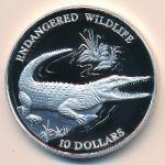 Соломоновы острова, 10 долларов (1992 г.)