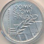 Финляндия, 100 марок (1994 г.)