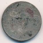 Саксония, 2 новых гроша (1855 г.)