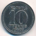 Кобленц., 10 пфеннигов (1920 г.)