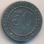 Марбах-на-Неккаре., 50 пфеннигов (1918 г.)
