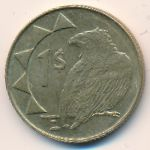 Намибия, 1 доллар (2006 г.)