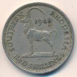 Южная Родезия, 2 шиллинга (1948 г.)