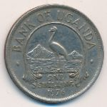 Уганда, 1 шиллинг (1976 г.)