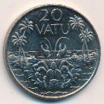 Вануату, 20 вату (1990–1999 г.)