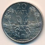 Вануату, 20 вату (1990 г.)