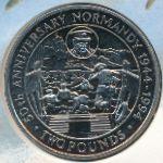 Гернси, 2 фунта (1994 г.)