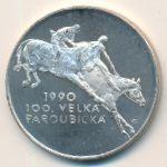 ЧСФР, 100 крон (1990 г.)
