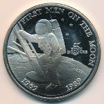 Маршалловы острова, 5 долларов (1989 г.)