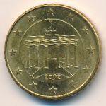 Германия, 10 евроцентов (2002 г.)