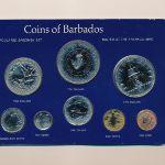 Барбадос, Набор монет (1982 г.)