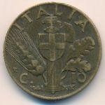 Италия, 10 чентезимо (1941 г.)