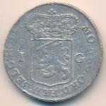 Гелдерланд, 1 гульден (1764 г.)