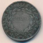 Испания, 10 реалов (1821 г.)