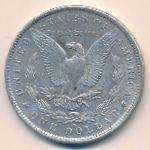 США, 1 доллар (1883 г.)