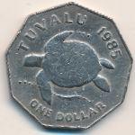 Тувалу, 1 доллар (1985 г.)