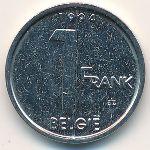 Бельгия, 1 франк (1994 г.)