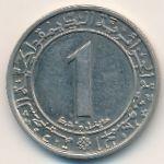 Алжир, 1 динар (1983 г.)