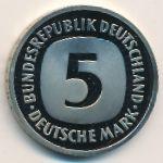 ФРГ, 5 марок (1985 г.)
