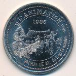 Канада, 1 сувенирный доллар (1986 г.)