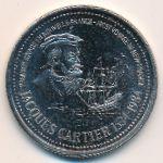 Канада, 1 сувенирный доллар (1984 г.)