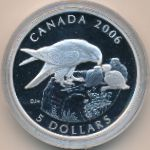 Канада, 5 долларов (2006 г.)
