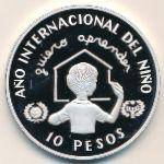 Доминиканская республика, 10 песо (1982 г.)