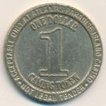 Жетоны, 1 доллар