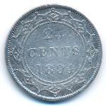 Ньюфаундленд, 20 центов (1894 г.)