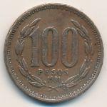 Чили, 100 песо (1981 г.)
