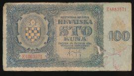 Хорватия, 100 кун (1941 г.)