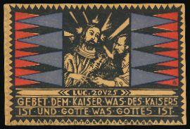 Любек., 50 пфеннигов (1921 г.)