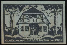 Штоккельсдорф., 50 пфеннигов (1921 г.)