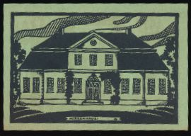 Штоккельсдорф., 75 пфеннигов (1921 г.)