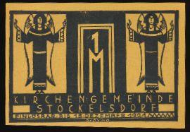 Штоккельсдорф., 1 марка (1921 г.)
