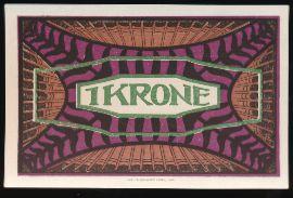 Нойфельден., 1 крона (1920 г.)