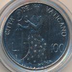 Ватикан, 100 лир (1979 г.)