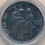 Ватикан, 100 лир (1981 г.)