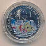Соломоновы острова, 1 доллар (2000 г.)