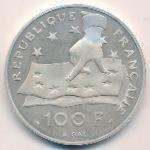 Франция, 100 франков (1991 г.)