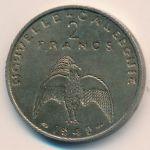 Новая Каледония, 2 франка (1948 г.)