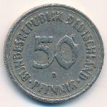 ФРГ, 50 пфеннигов (1950 г.)