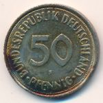 ФРГ, 50 пфеннигов (1972–1997 г.)