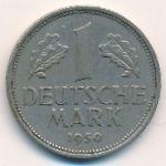 ФРГ, 1 марка (1950–1992 г.)